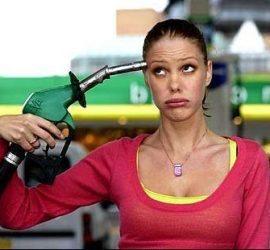 Aumenti benzina